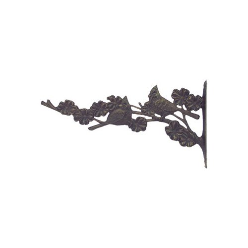 Whitehall Products Cardinal Nature Hook in Bronze