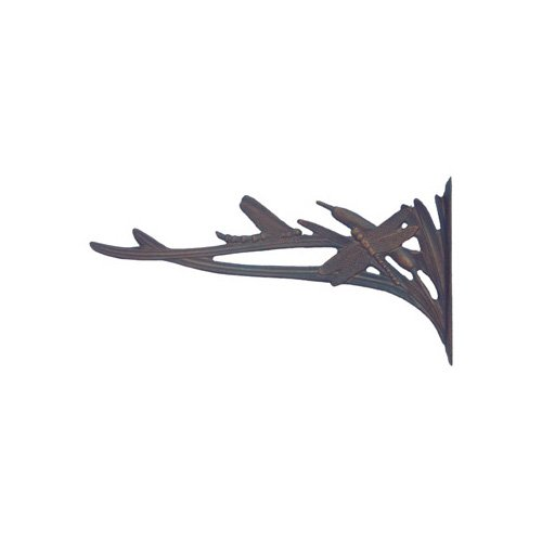 Whitehall Products Dragonfly Nature Hook in Verdigris