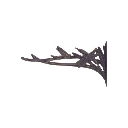 Whitehall Products Dragonfly Nature Hook in Bronze