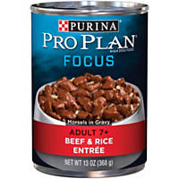 Pro Plan Focus Canned Senior Dog Food