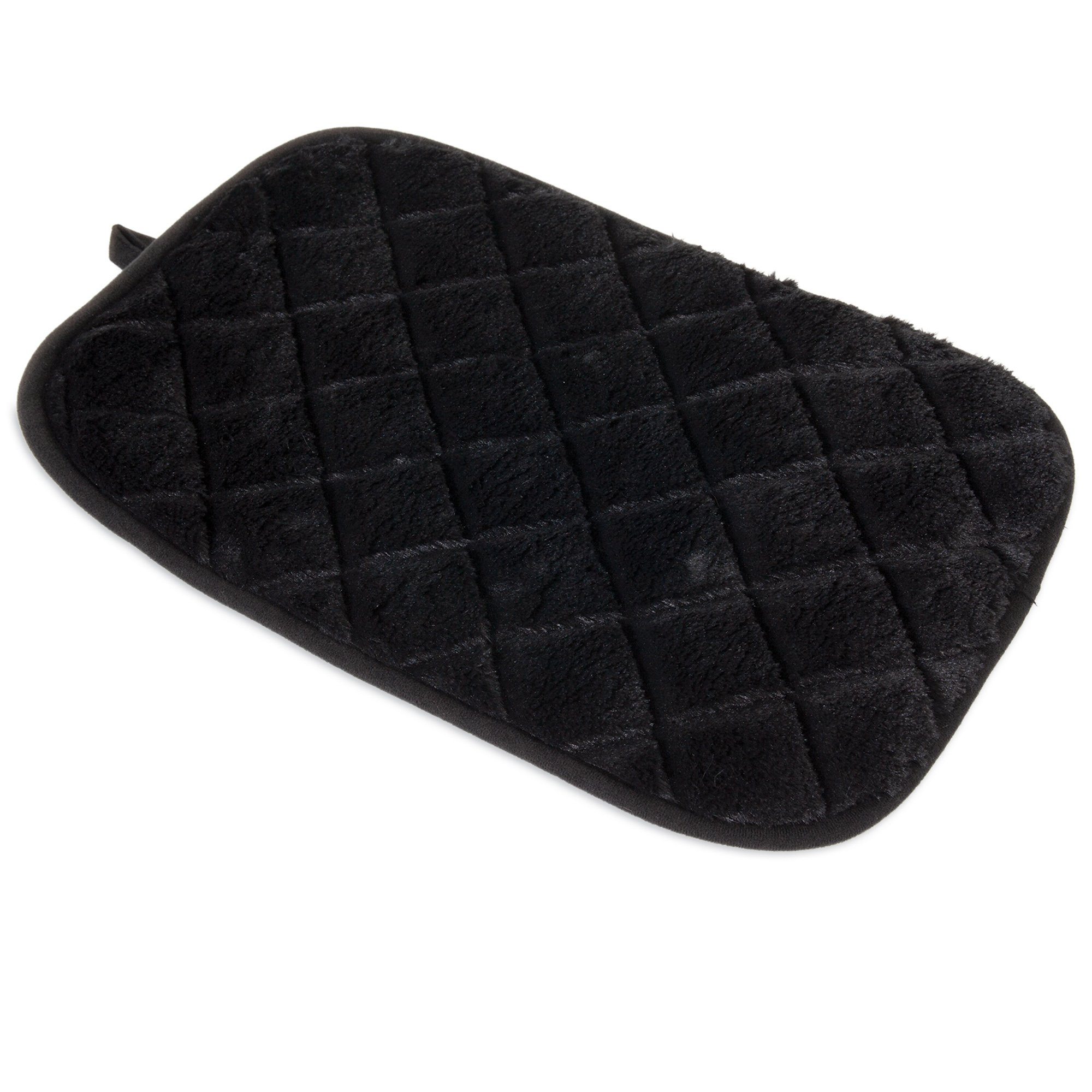 Precision Pet SnooZZy Sleeper Black Crate Mat