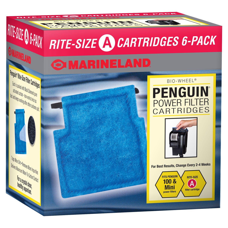 Marineland Rite-Size Bonded Filter Sleeve for Penguin 100
