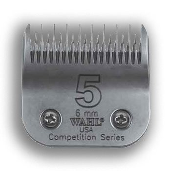 Wahl Competition Series Detachable Blade Set #5