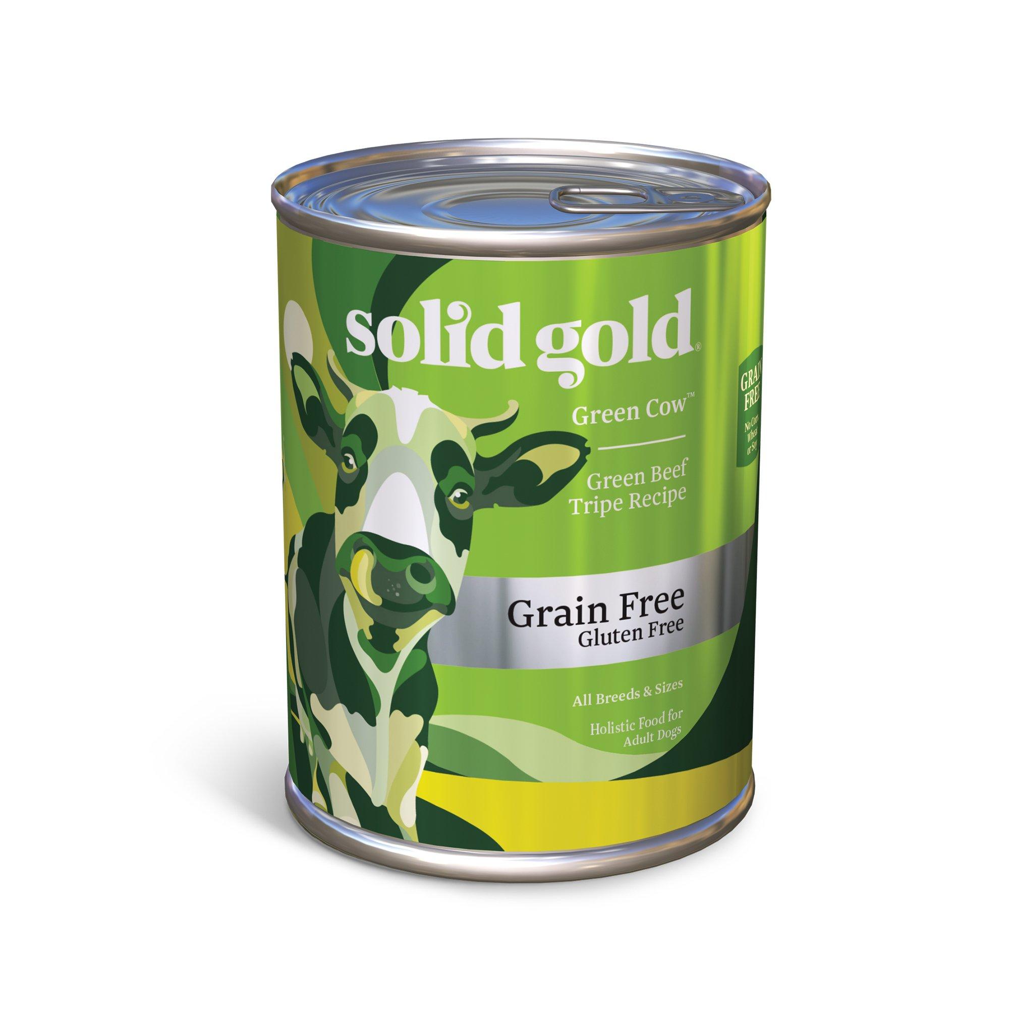 Solid Gold Green Tripe Dog Food