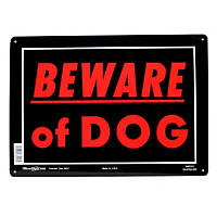 Hillman Sign Center- Beware of Dog