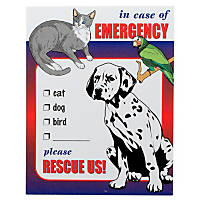 Hillman Emergency Rescue Decals 2 Decals