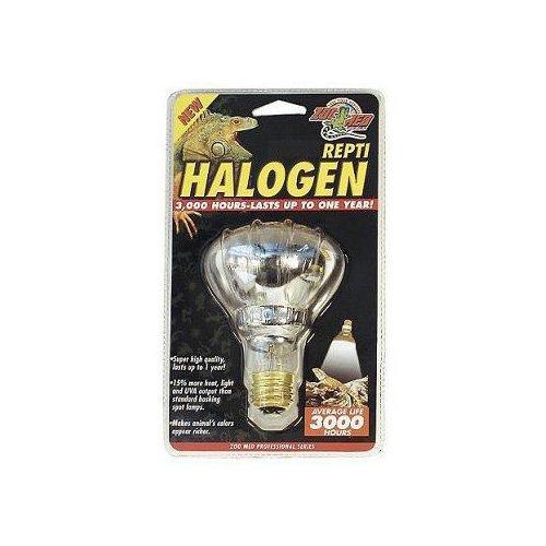 Zoo Med Repti Halogen Bulbs, 50 Watts