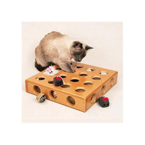 Peek A Prize Toy Box : Smartcat peek a prize toy box petco