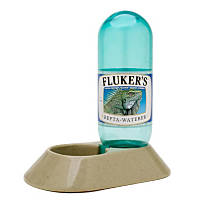 Fluker's Repta-Waterer with Cricket Guard Filter Screen