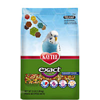 Kaytee Exact Fusion Optimal Nutrition Diet for Parakeets