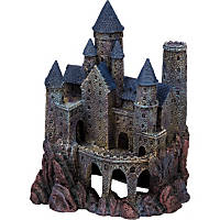 Penn Plax Large Magical Castle Aquarium Ornament