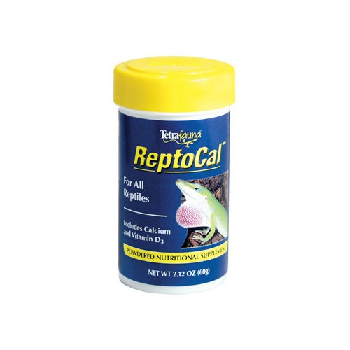 TetraFauna Reptocal Reptile Supplement