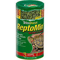 TetraFauna ReptoMin Select-A-Food for Aquatic Turtles, Newts & Frogs
