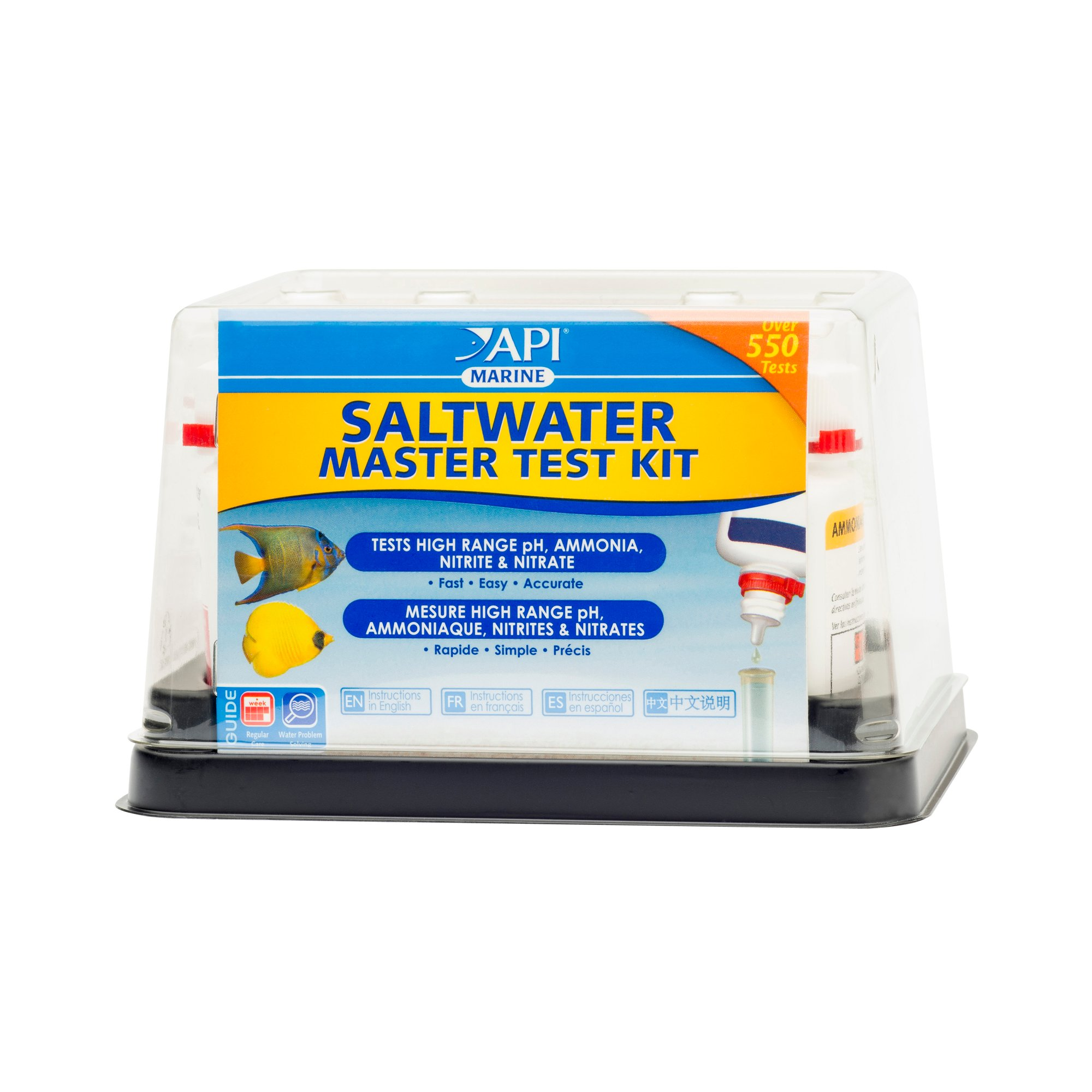 API Saltwater Master Liquid Test Kit