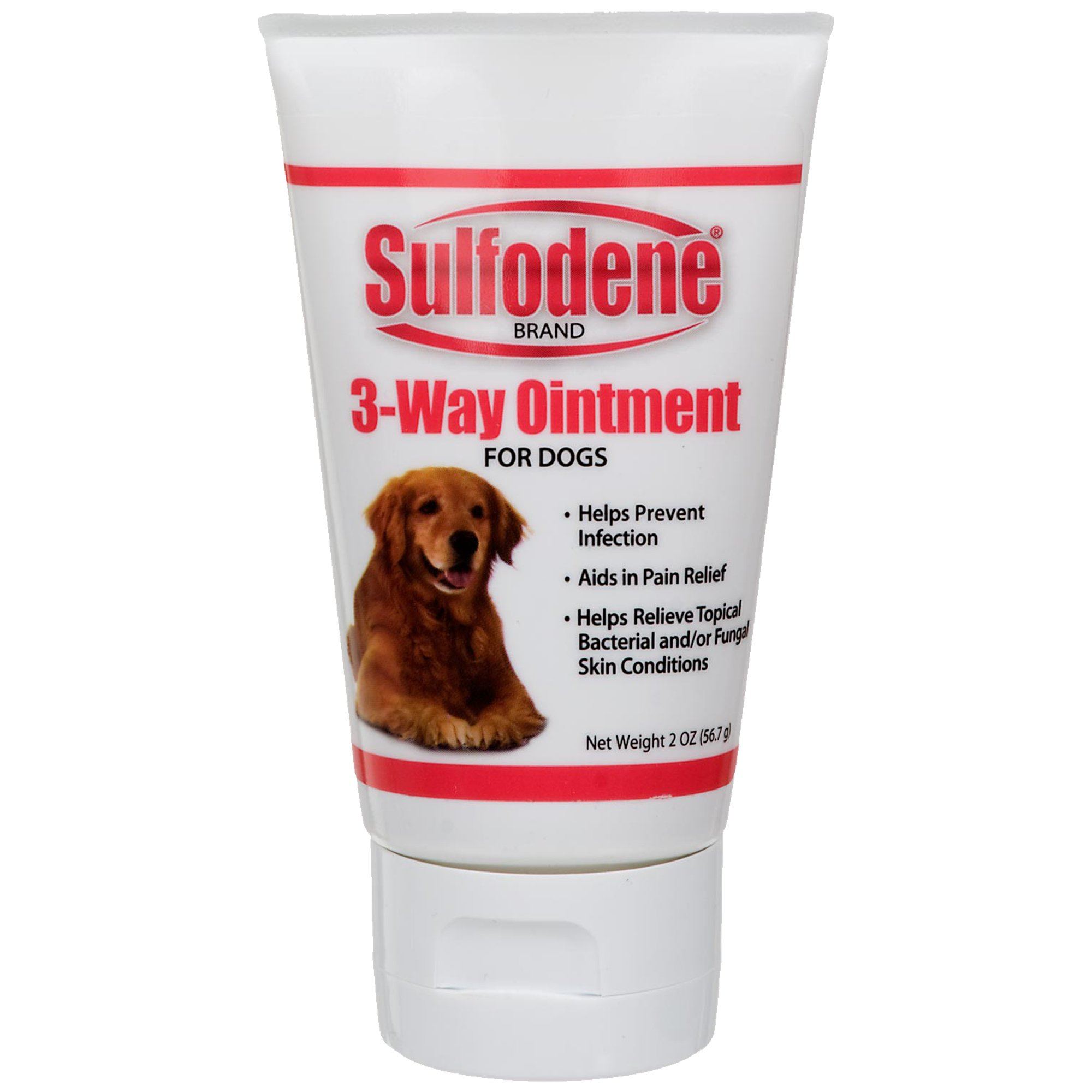 Sulfodene 3-Way Ointment for Dogs
