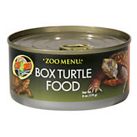 Zoo Med Box Turtle Canned Food