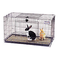 Precision Pet Rabbit Resort Rabbit Cage