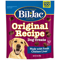 Bil-Jac Original Chicken Liver Dog Treats