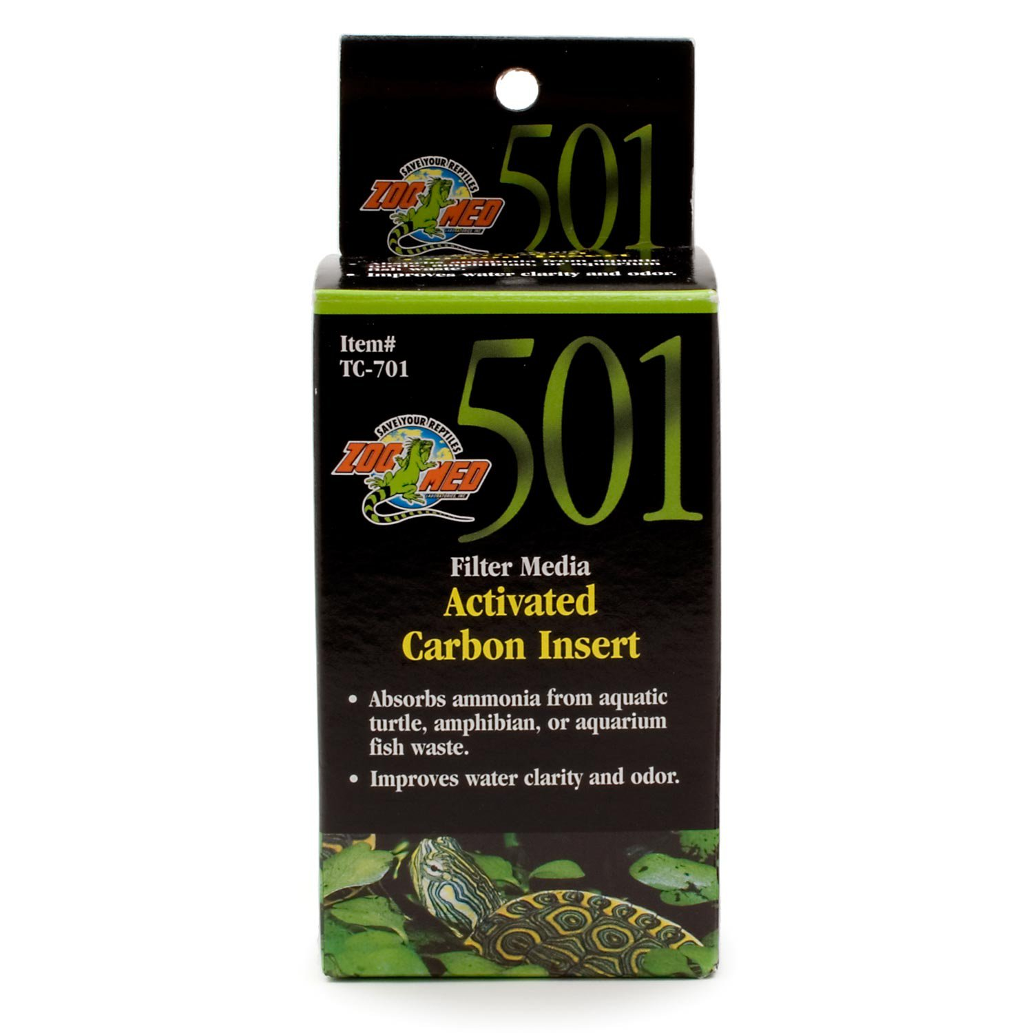 Zoo Med 501 Activated Carbon Insert Filter Media