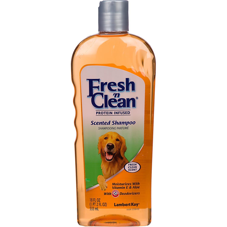 lambert kay fresh 39 n clean scented shampoo petco. Black Bedroom Furniture Sets. Home Design Ideas