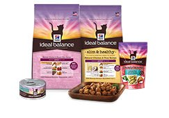 Hill's Home Ideal Balance Cat Products