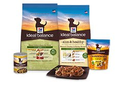 Hill's Home Ideal Balance Dog Products