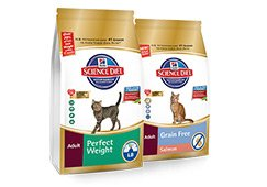 Hill's Home Science Diet Cat Products