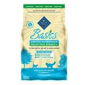 Blue Basics Product Cat Dry Food