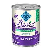 Blue Basics Product Dog Canned Food