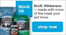 BLUE Wilderness - shop now