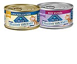 Blue Canned Food For Cats Product Healthy Gourmet