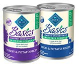 Blue Canned Food For Dogs Product Basics