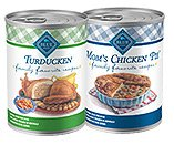 Blue Canned Food For-Dogs Product Family Favorite Recipe