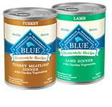 Blue Canned Food For Dogs Product Homestyle Recipe