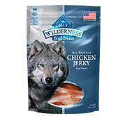 Blue Dog Treats Product Wilderness Jerky