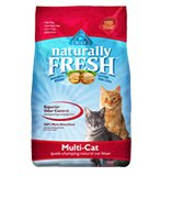 Blue Naturally Fresh Product Multi Cat Quick Clumping