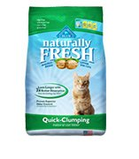 Blue Naturally Fresh Product Quick Clumping