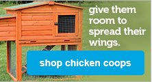 chicken coops - shop now