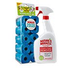 Clean-up & Odor Control
