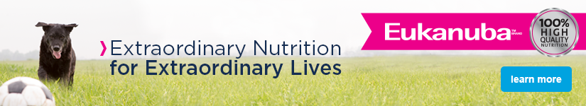 Eukanuba - Extraordinary Nutrition for Extraordinary Lives