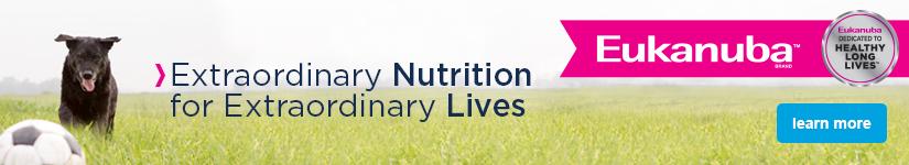 Eukanuba - Extraordinary Nutrition for Extraordinary Lives