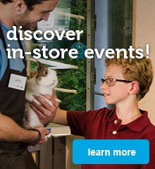 discover in-store events - learn more