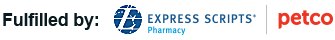 Prescriptions fulfilled by Express Scripts Pharmacy & Petco