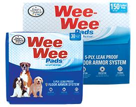 Wee-Wee Pads - Standard