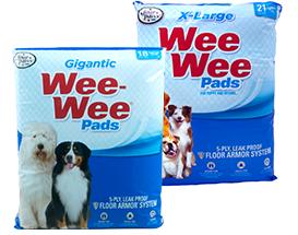 Wee-Wee Pads - X-large & Gigantic
