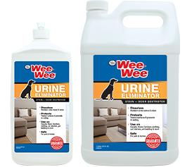 Wee-Wee - Urine Eliminator Stain & Odor Destroyer
