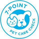 7-point Pet Care Check