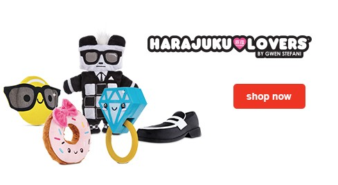 Harajuku Lovers® by Gwen Stefani - shop now