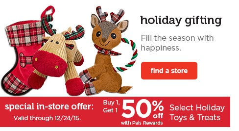 holiday gifting - find a store