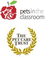 logo pets in the classroom